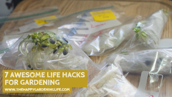7 Awesome Life Hacks for Gardening