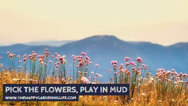 Pick The Flowers, Play In Mud