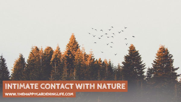 Intimate Contact With Nature