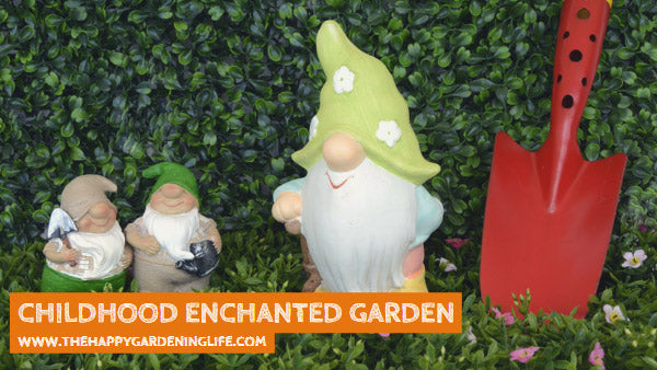 Childhood Enchanted Garden