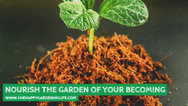 Nourish The Garden Of Your Becoming