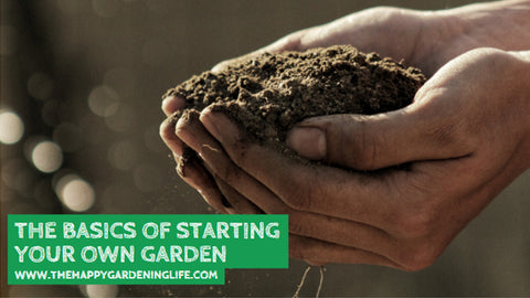 The Basics of Starting Your Own Garden