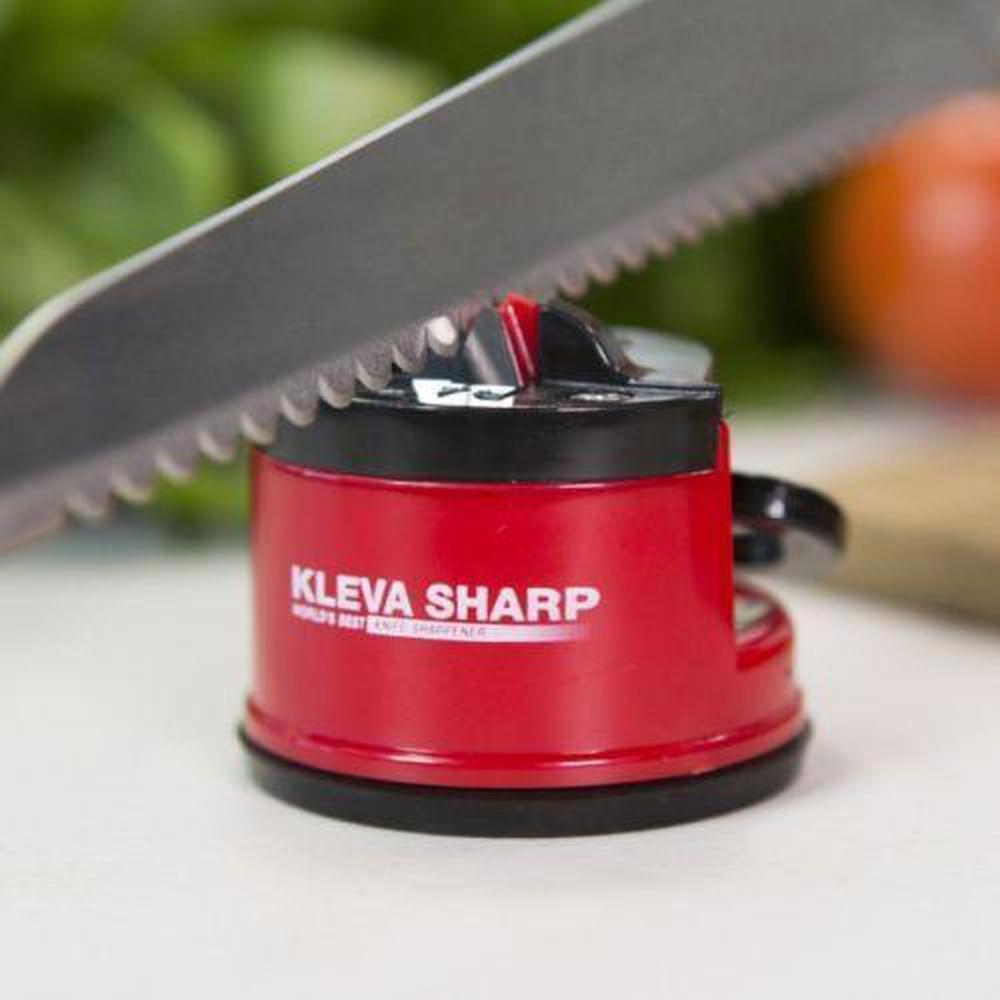 2x Kleva Sharp Diamond Knife Sharpener For Knives Blades Scissors