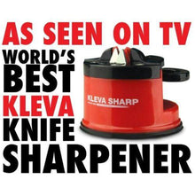 Load image into Gallery viewer, 2x Kleva Sharp Diamond Knife Sharpener For Knives Blades Scissors