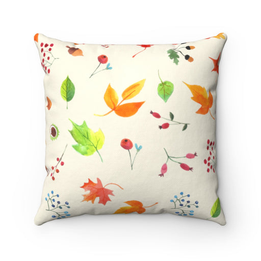 Colors of Autumn Square Pillow