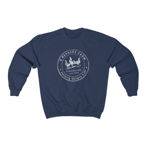 3 Esthers Farm Unisex Heavy Blend™ Crewneck Sweatshirt