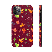 Load image into Gallery viewer, Colors of Autumn Tough Phone Cases