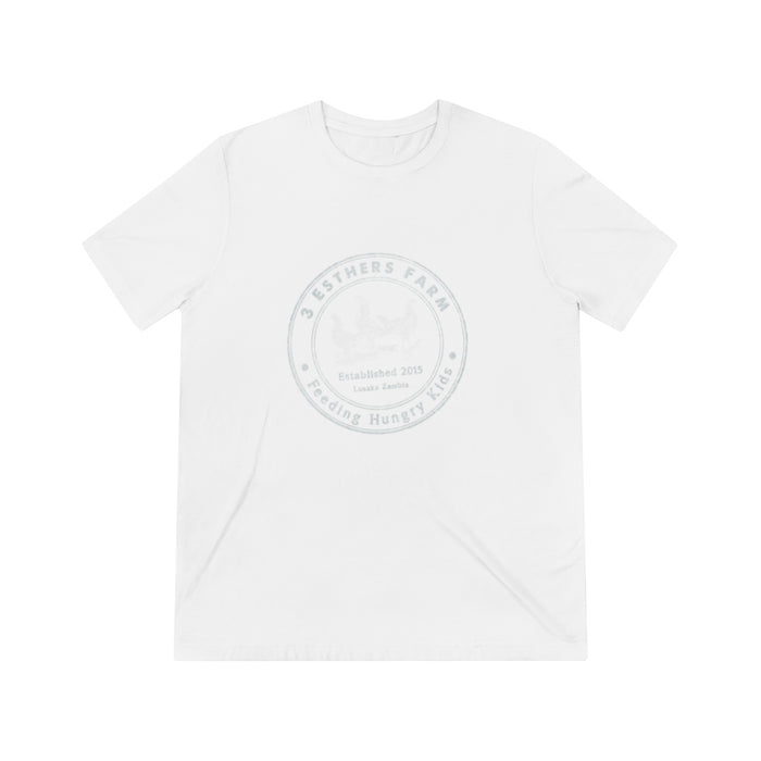 3 Esthers Farm Unisex Triblend Tee