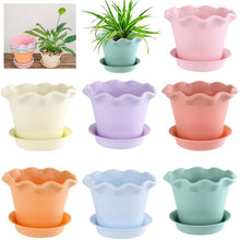 Load image into Gallery viewer, Colourful Resin Flower Pot Succulent Plant