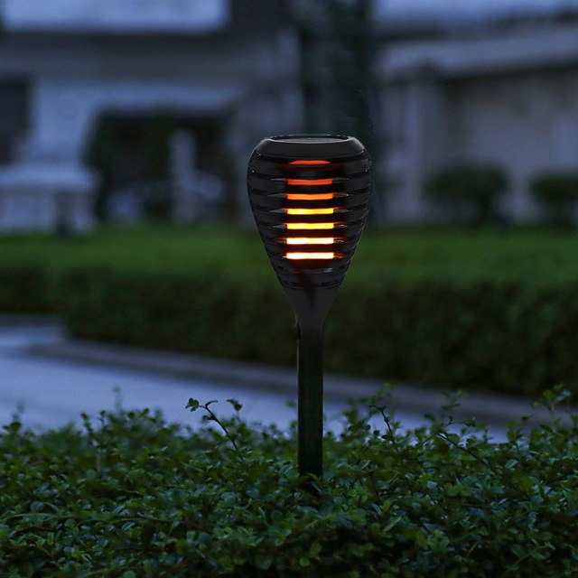 Hot Sale LightMe Solar LED Waterproof Flickering