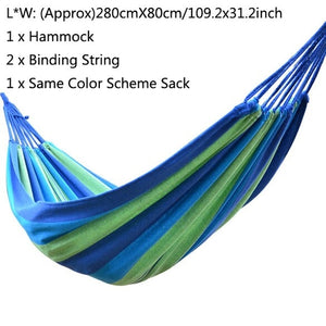 Outdoor Garden Hammock for Adults Kids Chair