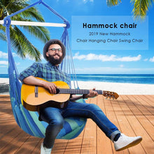 Load image into Gallery viewer, Outdoor Garden Hammock for Adults Kids Chair