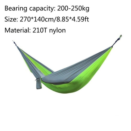 Portable Hammock Outdoor Garden Hammock for Travel