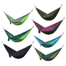 Load image into Gallery viewer, Portable Hammock Outdoor Garden Hammock for Travel