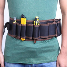 Load image into Gallery viewer, Waterproof Waist Tool Bag Electricians Tool