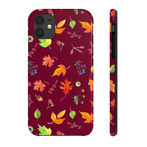 Colors of Autumn Tough Phone Cases