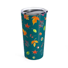 Load image into Gallery viewer, Colors of Autumn Tumbler 20oz
