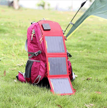 Load image into Gallery viewer, Portable Solar Power Bank