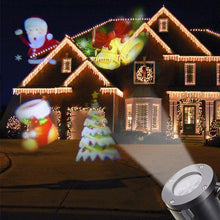 Load image into Gallery viewer, LED Projector Light Outdoor Xmas Landscape Decor