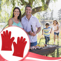 Leisure Ready - BBQ Grilling Gloves