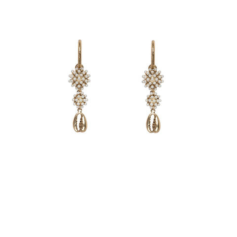 Kitte Sorrento Gold Earrings