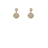 Kitte Capri Gold Earrings
