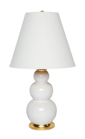 Bailey Table Lamp - White