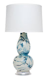 Azul Table Lamp - Blue