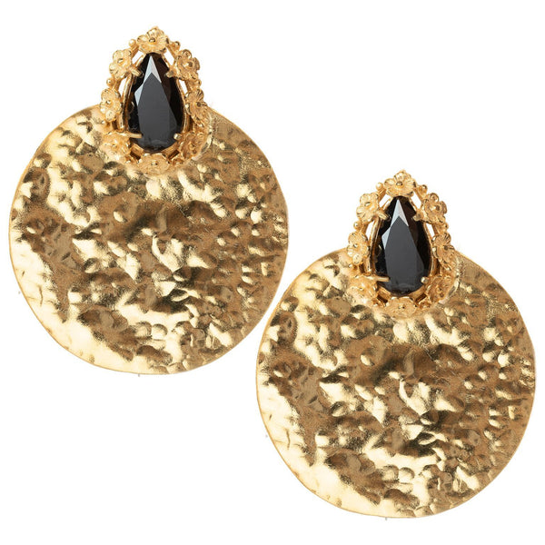 Christie Nicolaides Lopez Earrings - Black