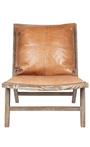 Mary Chair - Leather