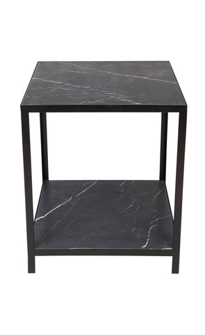 Santorini Side Table - Black