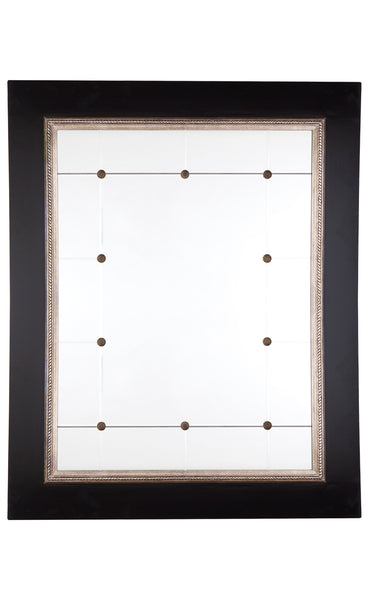 Columbo Wall Mirror - Black