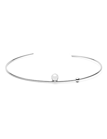 Dear Addison Aglow Cuff - Silver