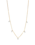 Dear Addison Clouded Sky Necklace
