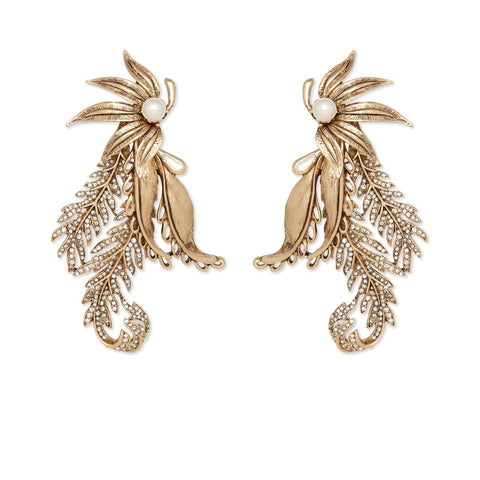 Kitte Bohemia Earrings - Gold