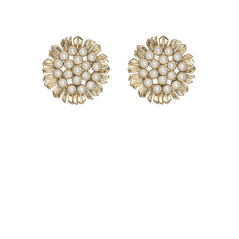 Kitte Coco Perla Earrings - Gold