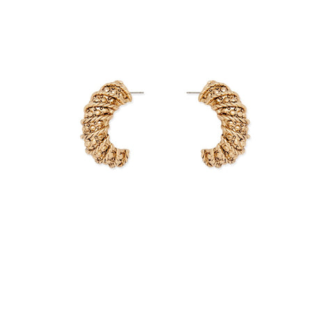 Kitte Fortune Earrings - Gold