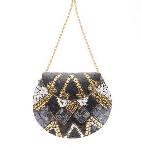 From St Xavier Zenobia Clutch