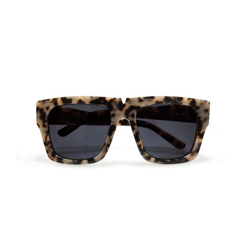 pared eyewear 'bigger and better' sunglasses - cookies & cream
