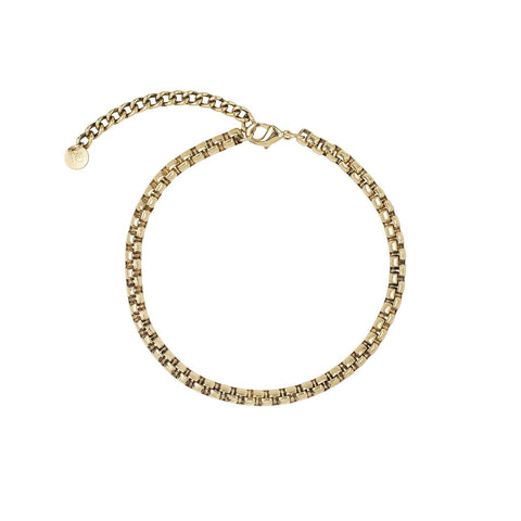 Kitte Idol Necklace - Gold