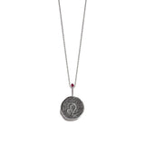 Aletheia & Phos Zodiac Collection - Silver Leo