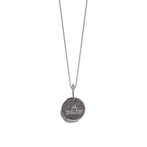 Aletheia & Phos Zodiac Collection - Silver Libra