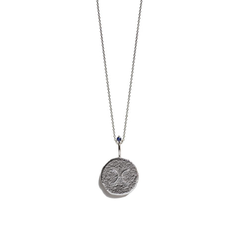 Aletheia & Phos Zodiac Collection - Silver Pisces