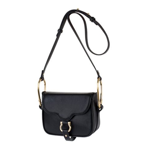 Sancia Gigi Mini Bag - Black