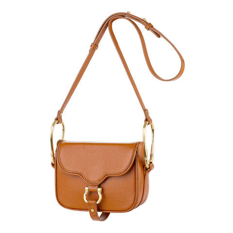 Sancia Gigi Mini Bag - Cognac