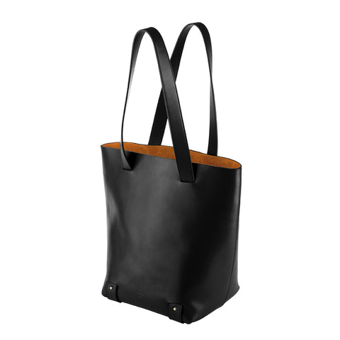 Sancia Lotte Tote Bag - Black