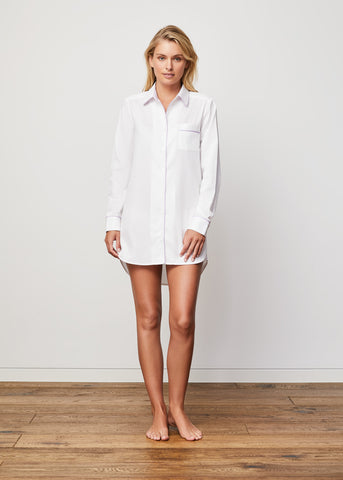 Wanderluxe Sleepwear - The Liberty Night Shirt