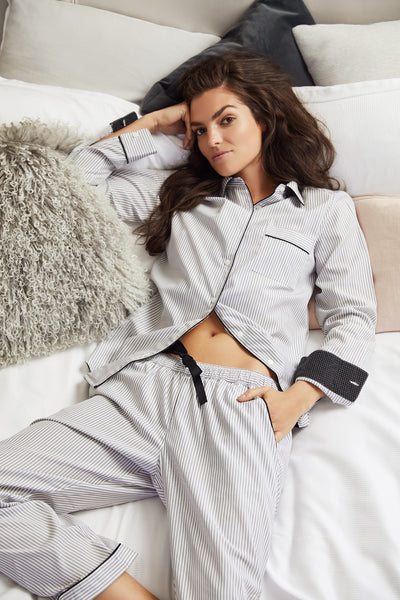 Wanderluxe Sleepwear - The Mia Pyjama Set