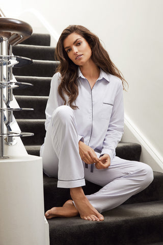 Wanderluxe Sleepwear - The Audrey Pyjama Set