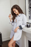 Wanderluxe Sleepwear - The Mia Night Shirt